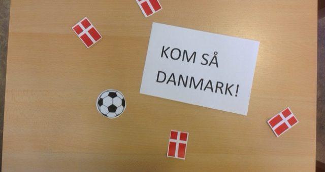 Fodbold – semifinale – lagkage