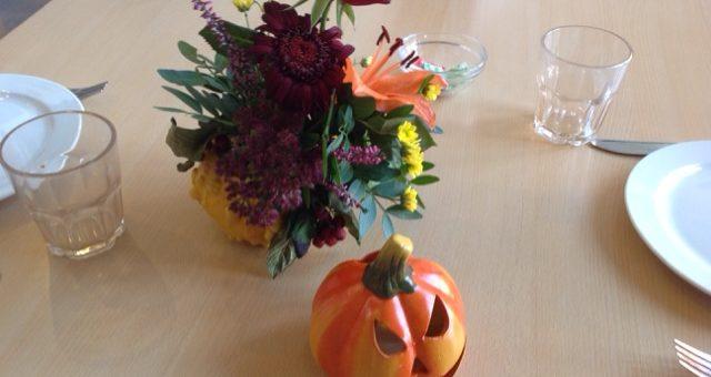 Efterår og græskar tid